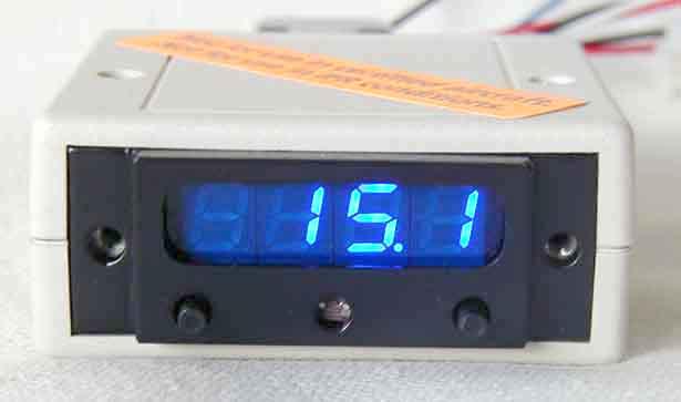 MPG Meter